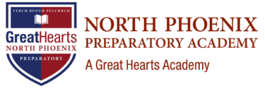 Great Hearts North Phoenix Prep, Serving Grades 7-12